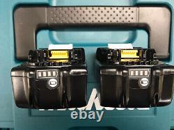 2 X Genuine Makita BL1850B 18V 5.0Ah Li-Ion LXT Battery 5AH Star Battery BL1850B