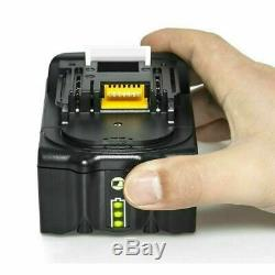 20XFür Original Ersatzakku Makita BL1860 18V 6AH LXT Li-ion BL1850 BL1840 BL1830