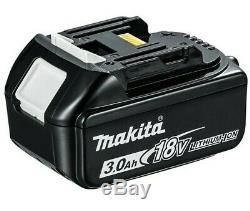 3 x Genuine Makita BL1830 18v 3.0ah Li-Ion LXT Lithium Ion Battery Star Batt