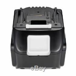 4X For Makita Battery BL1830 BL1860 LXT 18v Li-ion 5.0Ah BL1840 BL1850 194230-4