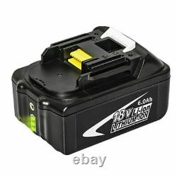 4x For 18V Makita BL1850 BL1860 18 Volt 5.0Ah LXT Li-Ion Cordless Battery BL1840