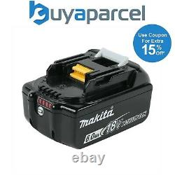 Genuine Makita 18V 6.0Ah Li-Ion LXT Battery BL1860 6AH New Star Battery BL1860B
