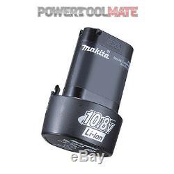 Genuine Makita BL1013 LXT 10.8v 1.3AH Li-ion Battery