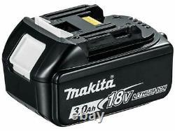 Genuine Makita BL1830 18v 3.0ah LXT Li-ion Makstar Battery Twin Pack