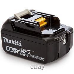 Genuine Makita BL1850 18V 5.0Ah LXT Li-ion Makstar Battery Pack Genuine UK stock