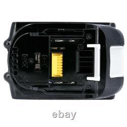 Genuine Makita BL1850 18v 5.0Ah Li-ion LXT Makstar Battery Pack of 2