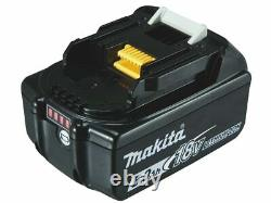 Genuine Makita BL1850B 18v 5.0ah LXT Li-ion Makstar Battery Pack