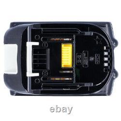 Genuine Makita BL1860 TWIN PACK 18v 6.0ah LXT Li-ion Battery with star