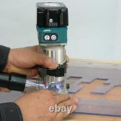 MAKITA DRT50Z 18V LXT Li-ion Brushless Cordless Laminate Trimmer Body only