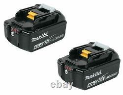 Makita 18V 4.0Ah Li-Ion LXT Battery BL1840B 196399-0 BL1840 X2 Star Genuine UK