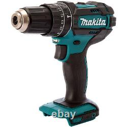 Makita 18V Li-Ion 5 Piece Monster Kit with 2 x 5.0AH Batteries & Charger in Case