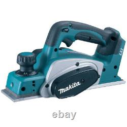 Makita 18V Li-ion 6 Piece Monster Kit with 3 x 5.0AH Batteries & Charger in Case