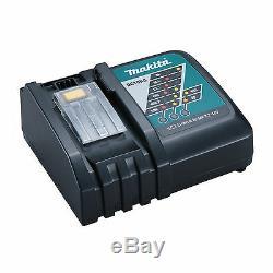 Makita 18v Lxt LI Ion Lxt600 6 Piece Kit And Djv180 Jigsaw