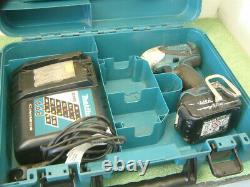 Makita BTD140RFE 18v LXT Li-Ion Cordless Impact Driver + Battery + Carry Case