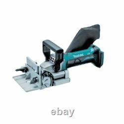 Makita Cordless Biscuit Plate Joiner DPJ180Z Body Only LXT Li-Ion 18V Bare Tool