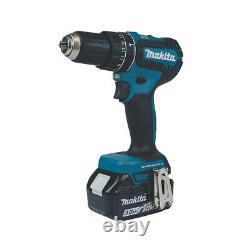 Makita Cordless Combi Drill Brushless DHP485SFE 18V 2 x 3.0Ah Li-Ion LXT