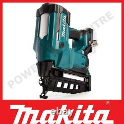 Makita DBN600RTJ 18V Brushless LXT Li-Ion Cordless 16Ga Finish Nailer Body Only