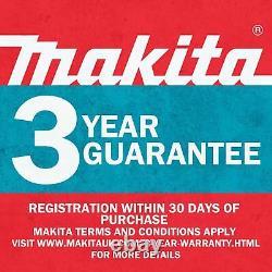 Makita DBS180Z 18V Li-ion LXT Cordless Brushless Belt File Sander (Body Only)