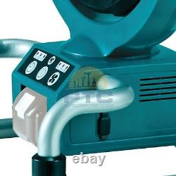 Makita DCF300Z 18V LXT LithiumIon Cordless 13 Job Site Fan, Tool Only