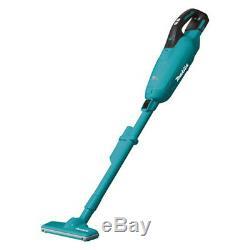 Makita DCL282FZ 18V LXT Li-Ion Brushless Cordless Stick Vacuum Cleaner