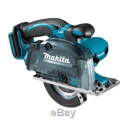 Makita DCS552Z 18V LXT Li-ion Cordless 136mm Metal Cut Saw Body Only