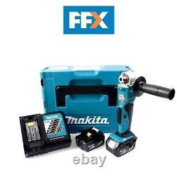 Makita DDA350RMJ 18V 2x4.0Ah Li-Ion LXT Angle Drill Makpac Kit