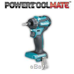 Makita DDF083Z 18v LXT li-ion Drill Driver Bare Cordless 6.35mm