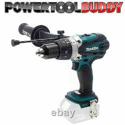 Makita DHP458RTJ 18V LXT Li-ion Combi Drill With 2 x 5.0Ah Batteries & Charger