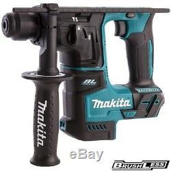 Makita DHR171Z 18V LXT Li-ion Brushless 17mm SDS Plus Rotary Hammer Body Only
