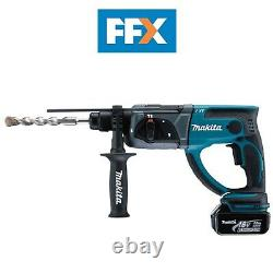 Makita DHR202RF 18v SDS Plus LXT Rotary Hammer Drill 1 x 3.0 Li-ion