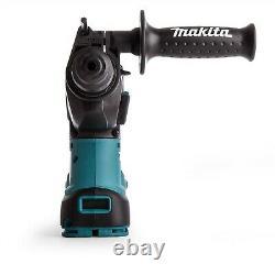 Makita DHR242RTJ 18v LXT Li-Ion 3 Mode SDS Rotary Hammer Drill 2 x 5.0ah
