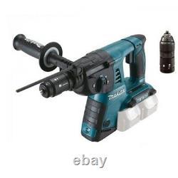Makita DHR264Z 36V LXT Li-ion SDS+ Brushless Rotary Hammer Drill Body Only