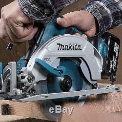 Makita DHS680Z 18V LXT Li-ion 165mm Cordless Brushless Circular Saw Body Only