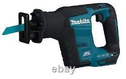 Makita DJR188Z Li-ion LXT Brushless Reciprocating Saw, 18 V, Blue