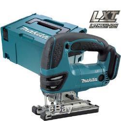 Makita DJV180Z DJV180 18V Li-ion LXT Cordless Jigsaw Body with Makpac 3 Case