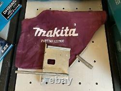Makita DKP180Z 18V Li-ion Cordless LXT 82mm Planer Kit with Dust Bag
