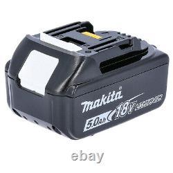 Makita DLX2131TJ 18V Li-ion LXT Combi & Impact Twin Pack With 2 x 5Ah Batteries