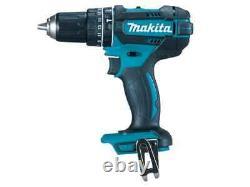 Makita DLX2134MJ 18V 2 x 4.0Ah LXT Li-ion DHP482 Combi Drill + DJV18 Jigsaw Kit