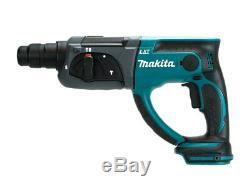 Makita DLXFFX7PC 18v 4x5.0Ah LXT Li-ion 7pc Power Tool Kit