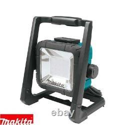Makita DML805 18v / 14.4v / LXT Li-Ion LED Work Light Site Light 240V