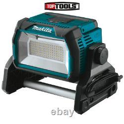 Makita DML809 18V LXT Li-Ion Cordless/Corded LED Work Light Site Light Body Only