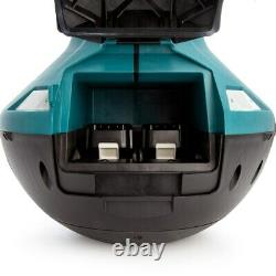 Makita DML810 18V LXT Cordless / Corded Self Righting Site Light 240V Body Only