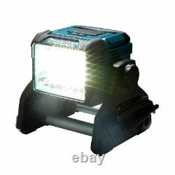 Makita DML811 18V LXT Li-Ion Cordless/Corded LED Work Light Site Light Body Only