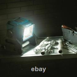 Makita DML811 18V LXT Lithium-Ion Cordless/Corded Work Light, Light Only