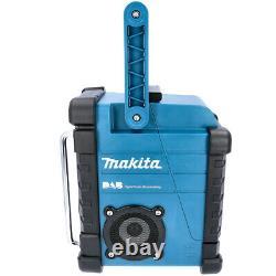 Makita DMR109 10.8v/18v LXT/CXT LI-ion DAB Job Site Radio Body Only