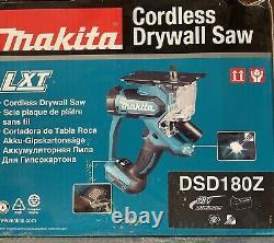 Makita DSD180Z 18V LXT Li-ion Cordless Drywall Cutter Bare Unit