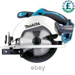 Makita DSS611Z 18V LXT Li-ion Cordless Circular Saw 165mm Body Only
