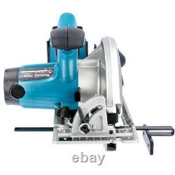 Makita DSS611Z 18V li-ion LXT Circular Saw With 1 x 5Ah Battery, Charger & Case