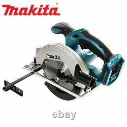 Makita DSS611Z 18V li-ion LXT Circular Saw With 2 Extra 48 Teeth Wood Blades