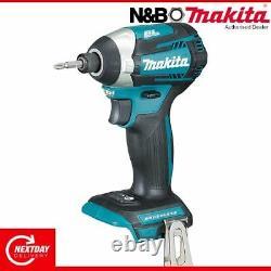 Makita DTD154Z 18V LXT Li-ion Cordless Brushless Impact Driver Body Only